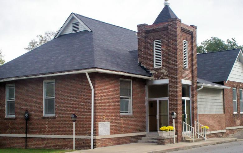 Picture of Shorter Chapel AME Church main building
